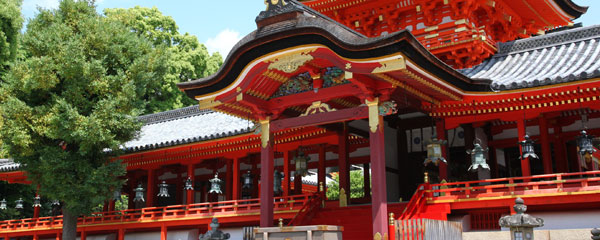 Shinto Shrines/Buddhist Temples/Sightseeing