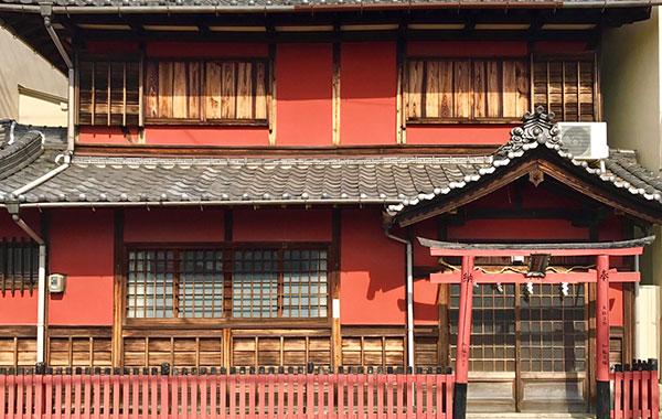 泥松稲荷神社
