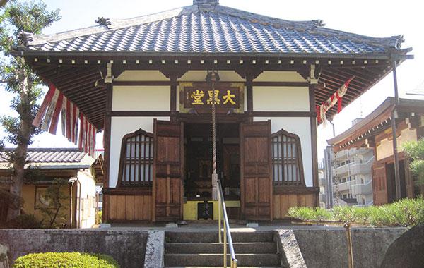 単伝庵(らくがき寺)